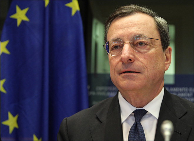 Draghi: Europe needs more bank safeguards