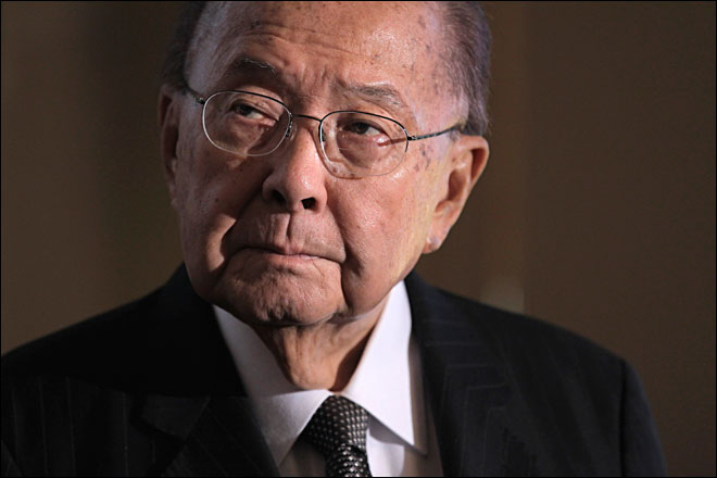 Sen. Daniel Inouye of Hawaii dead at 88