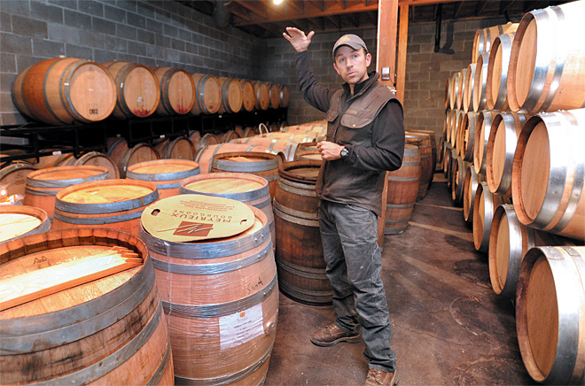 Oregon family winery celebrates 25 years
