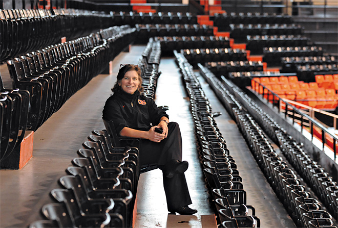 OSU official preps student-athletes for real world