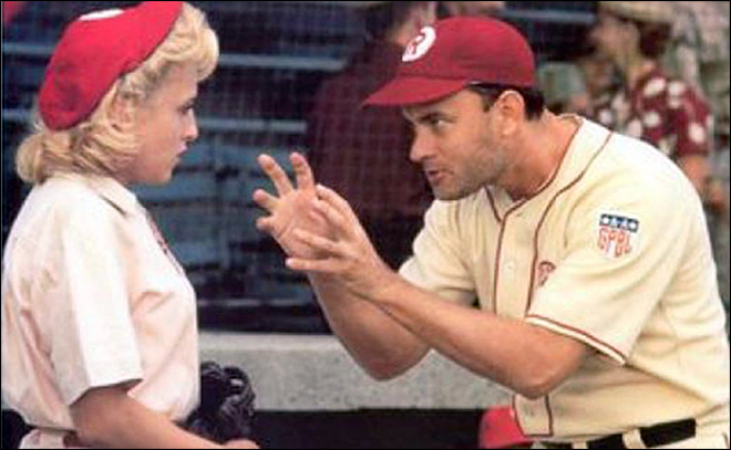 'A League Of Their Own', others films added to US film registry