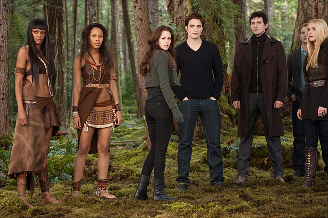 'Twilight' leads nominations for worst movie of the year