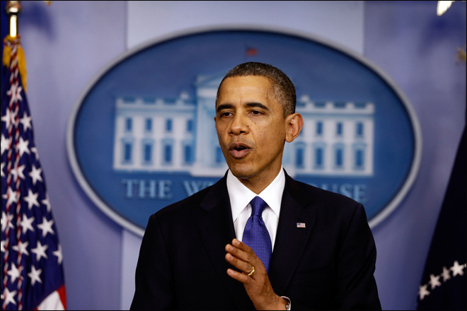 Obama: 2013 can be year of economic growth
