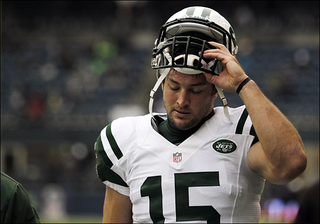 Ryan says Tebow would have done wildcat if asked