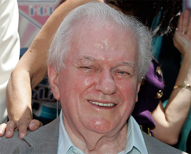 Charles Durning , king of character actors, dies in NYC