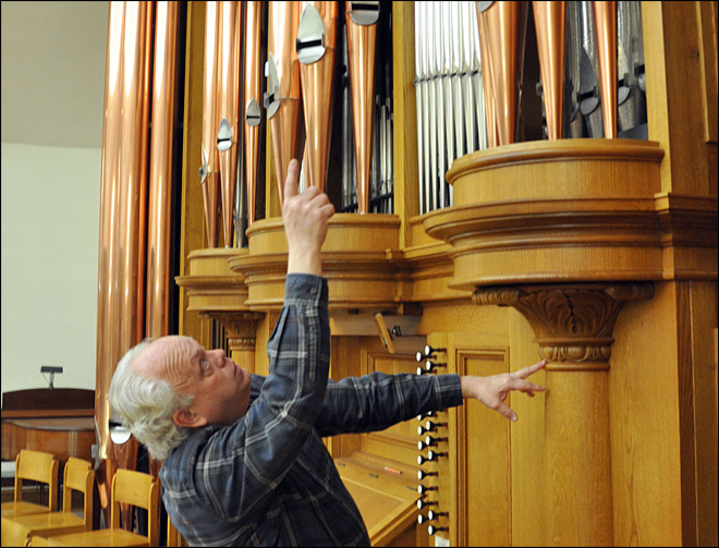 Despite changes in style, pipe organs endure
