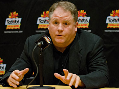 Fiesta Bowl: Chip Kelly's last stand?