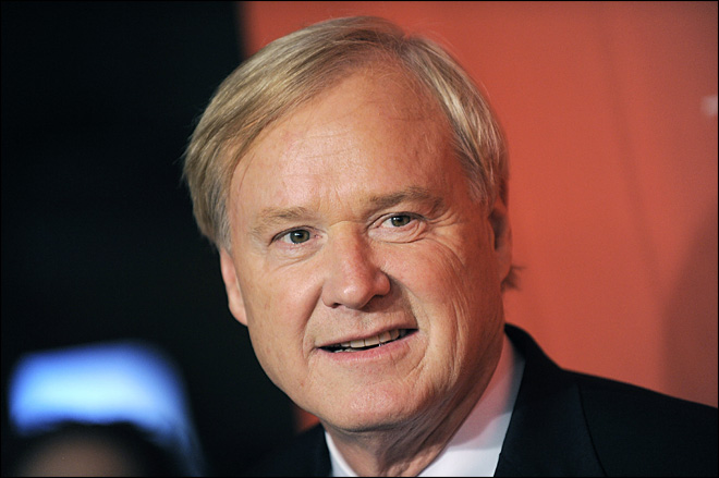 Chris Matthews raises profile during campaign