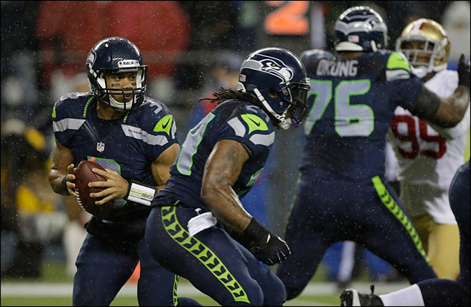 Seahawks' efficiency at peak during late run