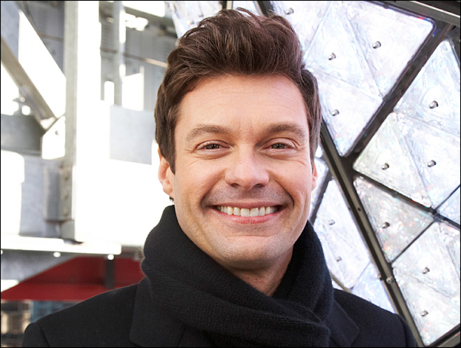 Ryan Seacrest: 'Rockin' in another new year