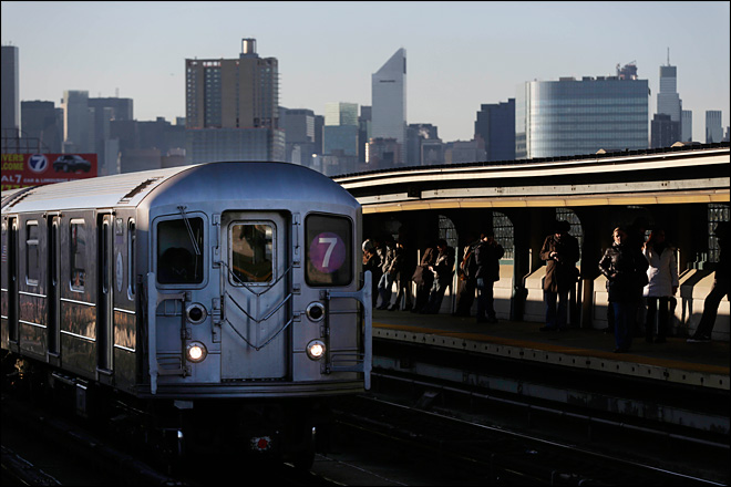 Woman charged with murder in NY subway shove death