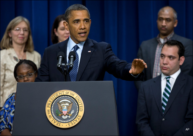 Obama: Fiscal cliff deal close, not done as deadline looms
