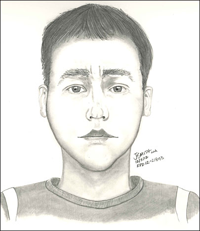 Have you seen him? Sketch of suspect in attempted school abduction