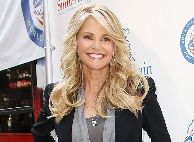People Christie Brinkley