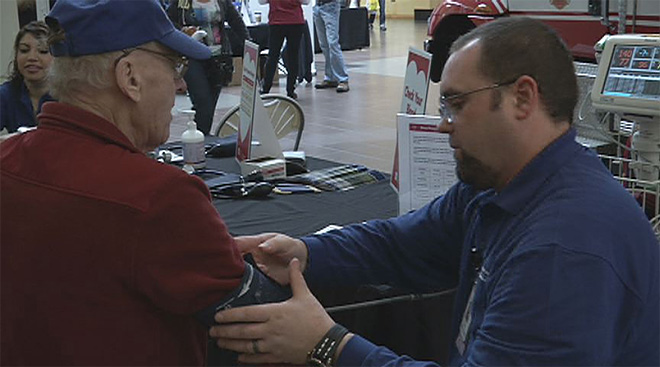 12th Annual Heart Fair at Valley River Center