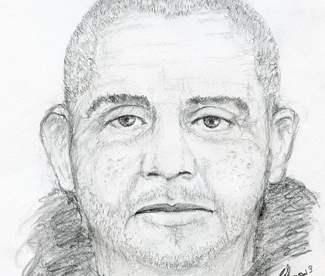 Sheriff releases sketch of double homicide suspect