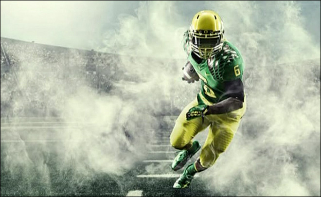 Fiesta Bowl: Everyone's talking about those Ducks uniforms