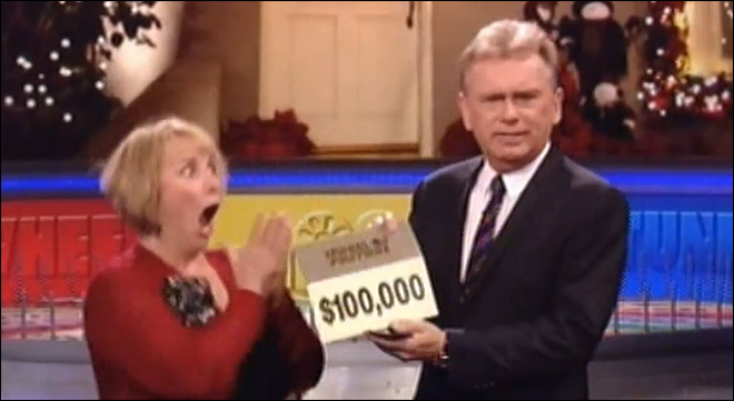 Northwest woman wins $147,000 on 'Wheel of Fortune'