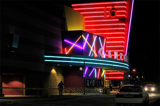 Families of Colo. theater shooting victims call movie invitation 'disgusting'