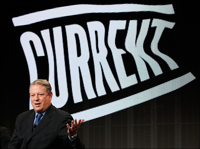 Al-Jazeera buys Current TV from Al Gore