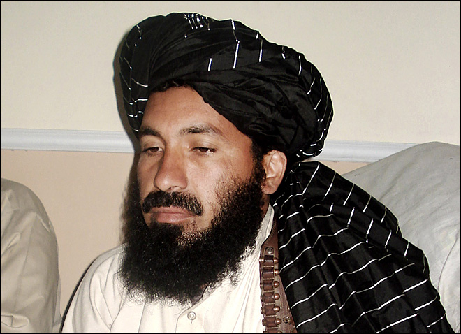 Pakistan says U.S. drones killed senior Taliban commander