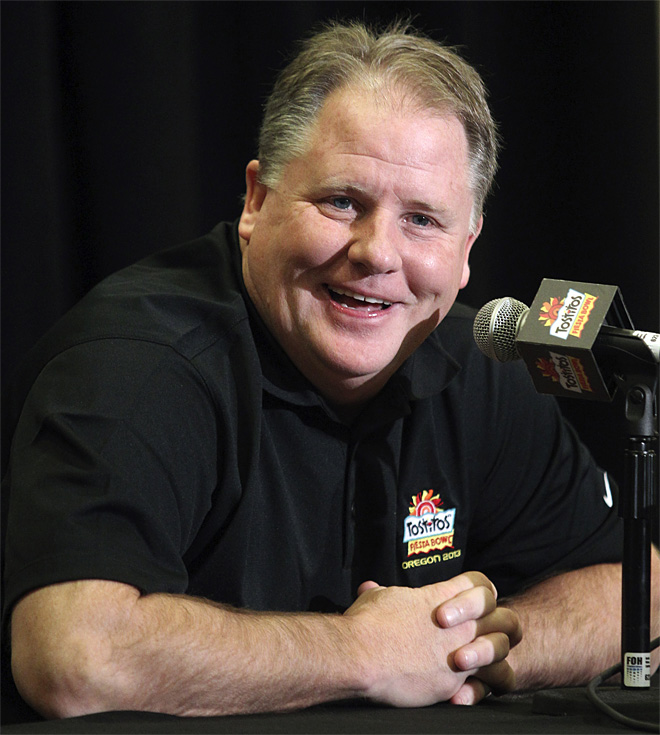 Cleveland Browns have sights on Oregon&#39;s Chip Kelly
