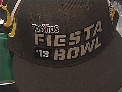 Fiesta Bowl: 'People are getting really excited'