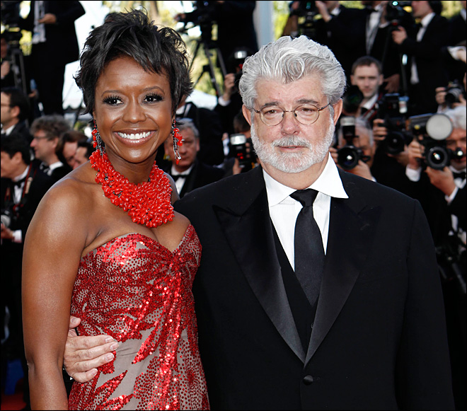 'Star Wars' creator George Lucas engaged