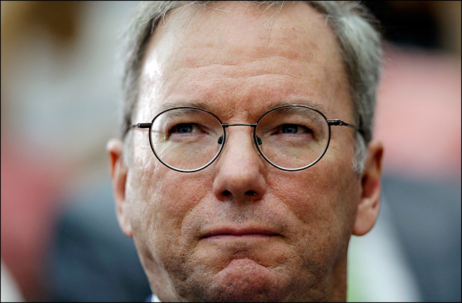 Google chairman to sell up to 3.2 million shares
