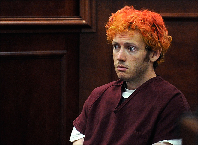 Aurora: Lift gag order in theater shooting case