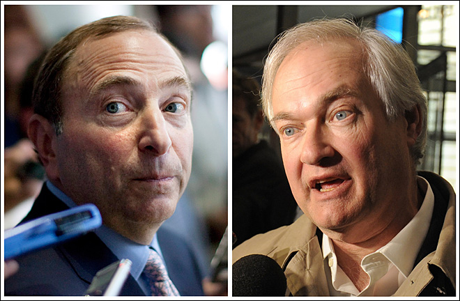 Drop the puck: NHL, players settle labor dispute