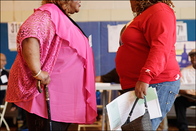 Poll: Few Americans know all the risks of obesity
