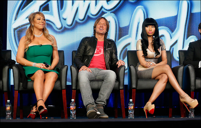 Fox: Passion, disagreements with new 'Idol' team