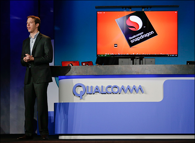 New Qualcomm chips promise phone video in ultra-HD