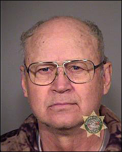 Oregon man accused of spritzing bear spray at cyclists