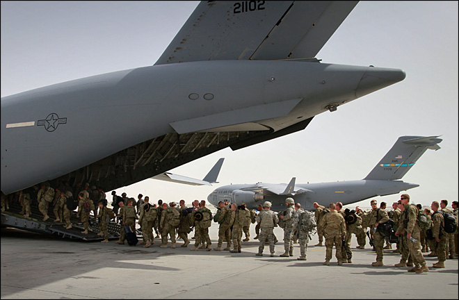 Obama to announce return of 34,000 troops from Afghanistan