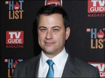 Kimmel beats Letterman in 1st night head-to-head