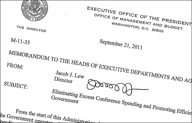 Lew's loopy signature may end up on dollar bills
