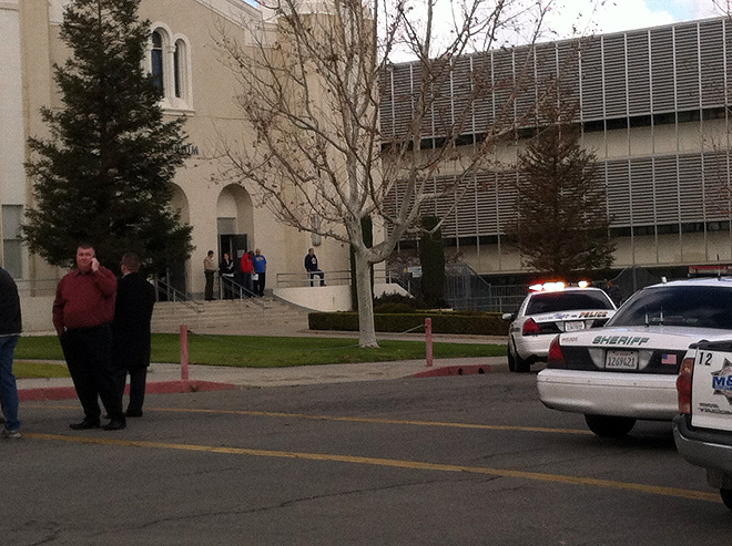 Taft school shooting