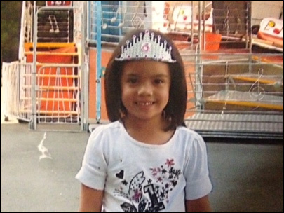 Amber Alert issued for missing Kent girl, car sought