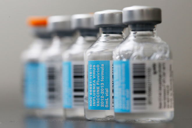 Flu shot supplies run low as outbreak spreads in Oregon