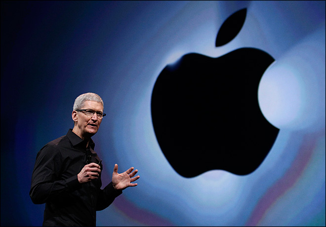 Apple CEO Cook says lawsuit is 'silly sideshow'