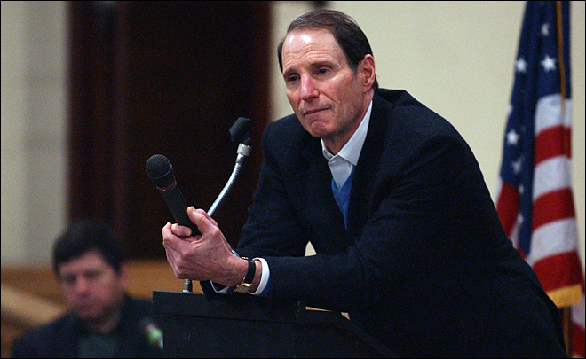Drones, secret law and Wyden's push for transparency