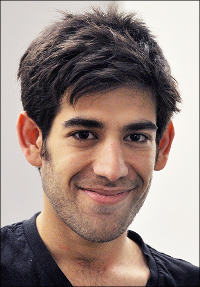 To supporters, Aaron Swartz was protagonist for a cause