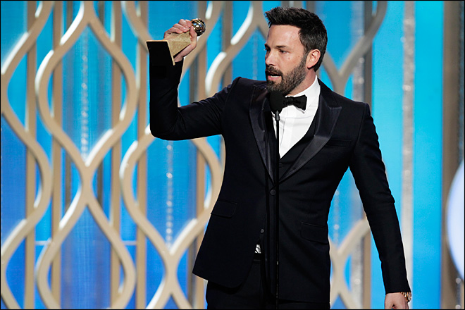 'Argo,' 'Les Miserables' win best-pic Globes