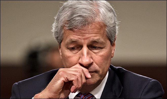 Chase Bank's Dimon under pressure ahead of investor vote