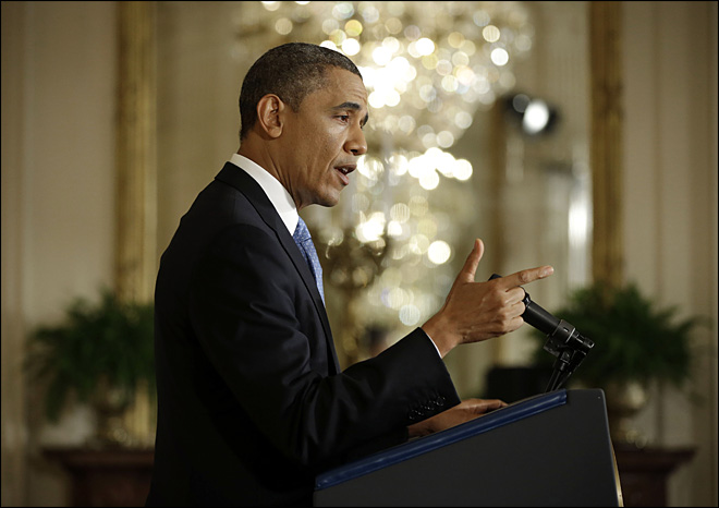Obama weighing executive action on guns