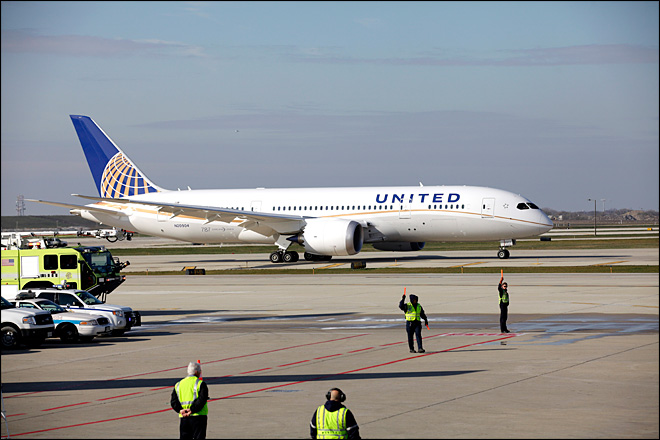 Agency accuses United Airlines of running 'sham' business