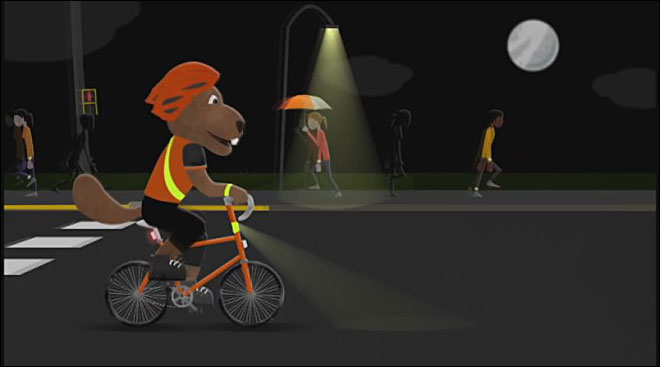 Lighten up: OSU hosts 'Be Bright!' event to promote bike safety