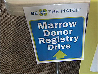 Save a life: Gym hosts bone marrow registry